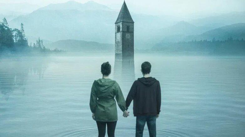 Постер сериала Затопленный город