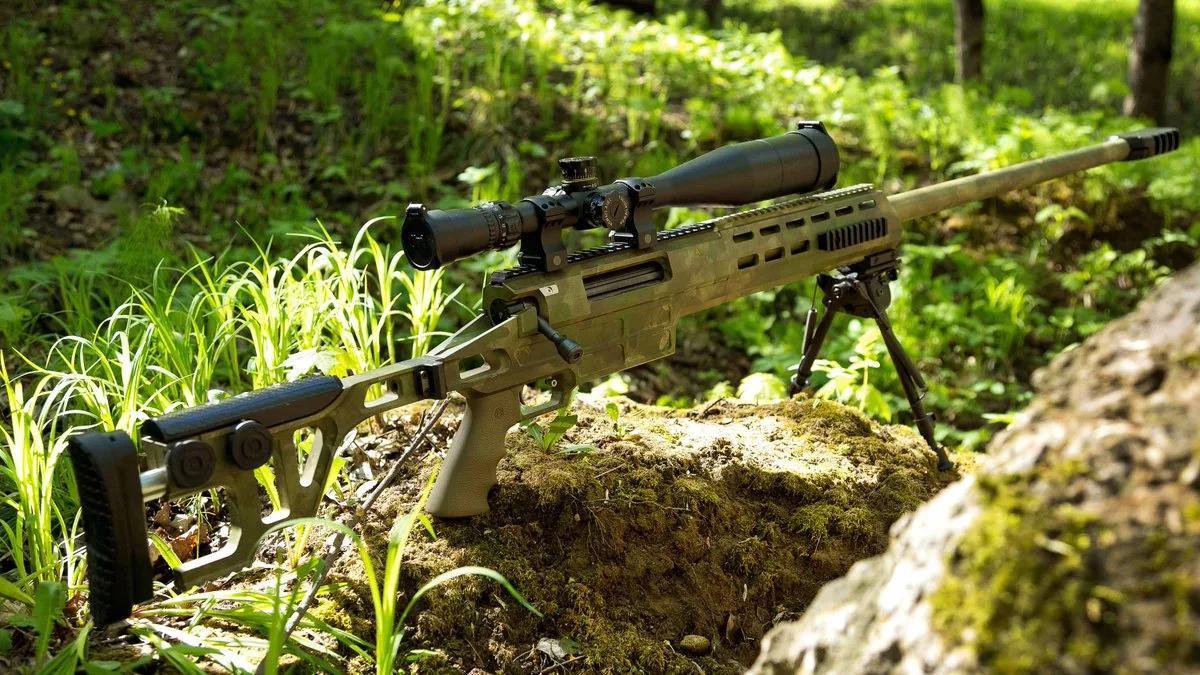 винтовка DXL-4