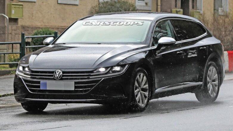 Volkswagen Arteon в кузове Shooting Brake