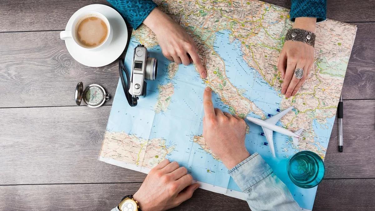 планирование туристической поездки