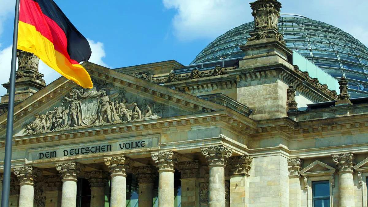 бундестаг ФРГ Германия