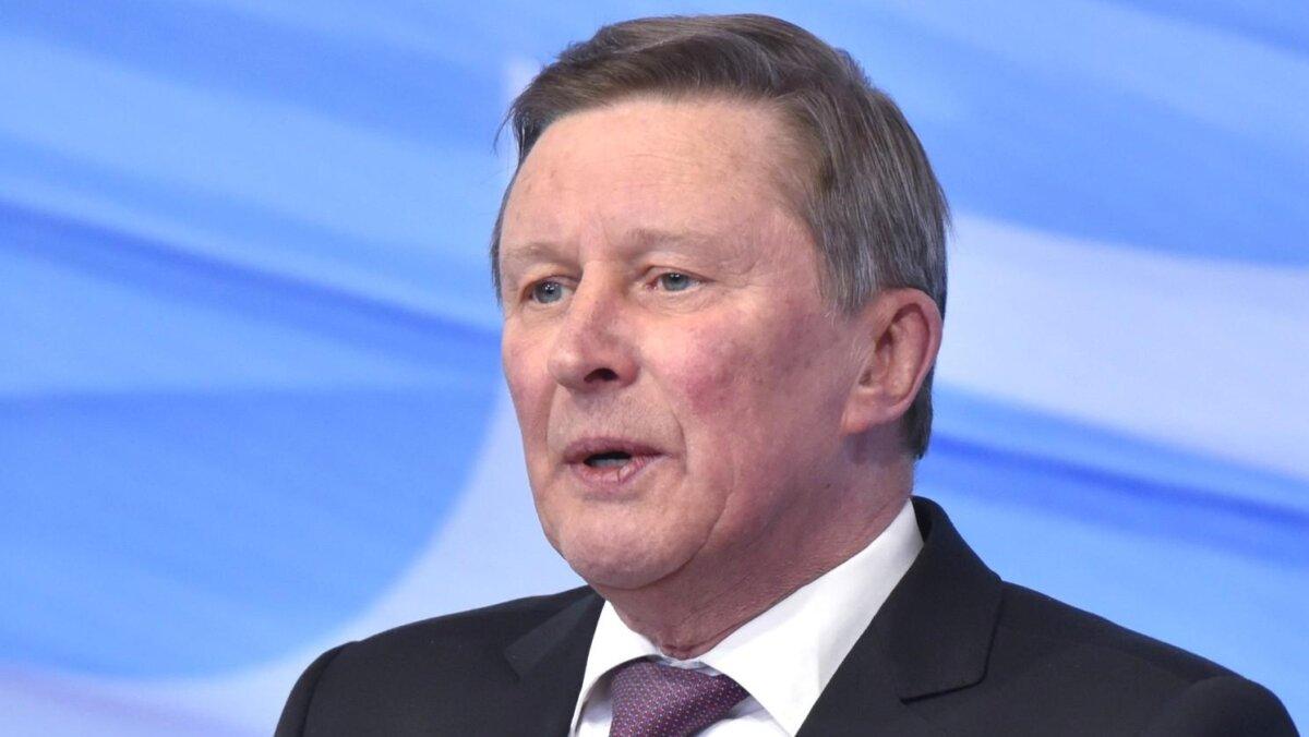 Специальный представитель Президента по вопросам природоохранной деятельности экологии и транспорта Сергей Иванов один