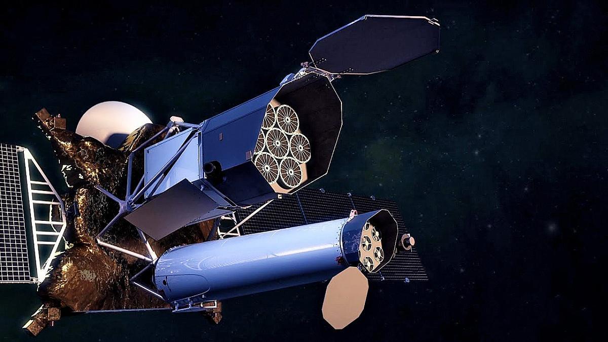 Российский космический телескоп «Спектр-РГ»