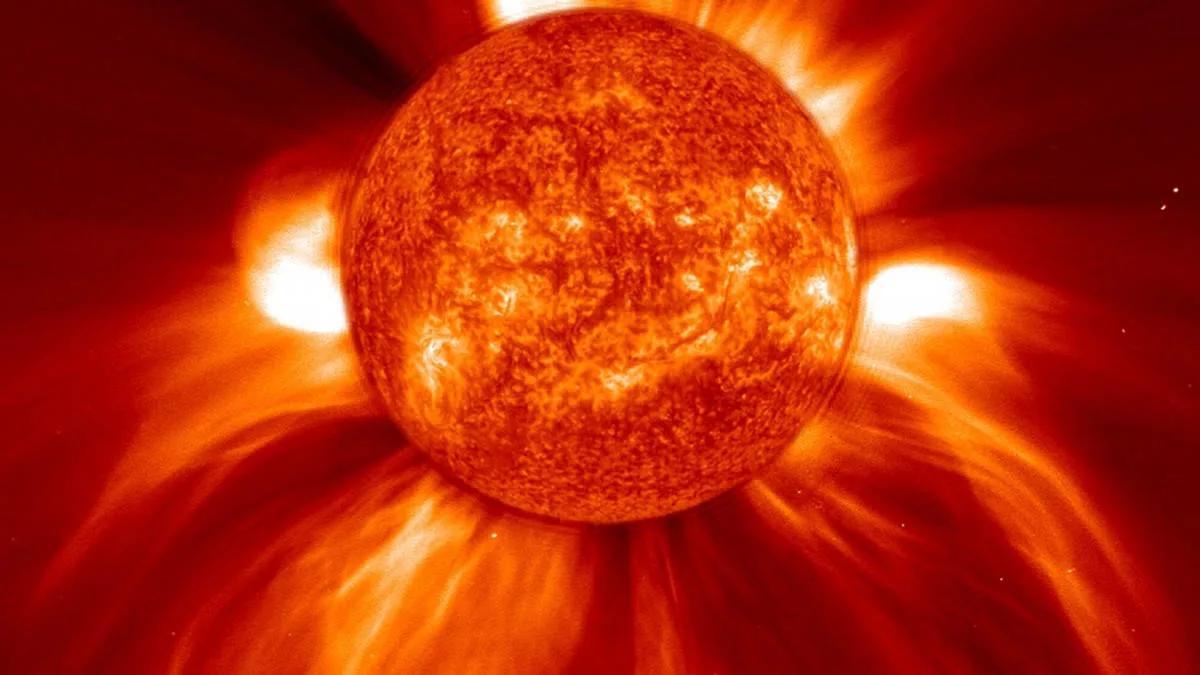 Солнечная корона