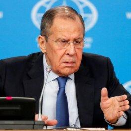 """Лавров заявил о """"гибридной войне"""" против России и Белоруссии"""