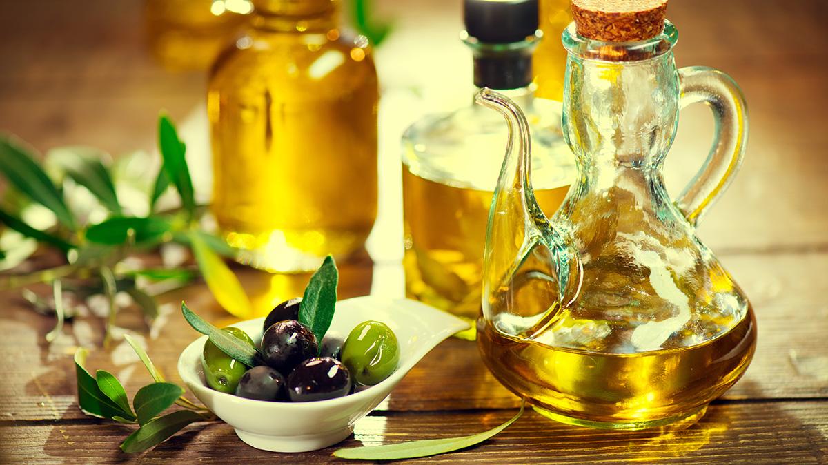 оливковое масло оливки маслины