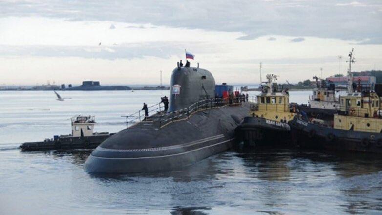 """АПЛ К-561 «Казань», проект 885М (""""Ясень-М"""")"""