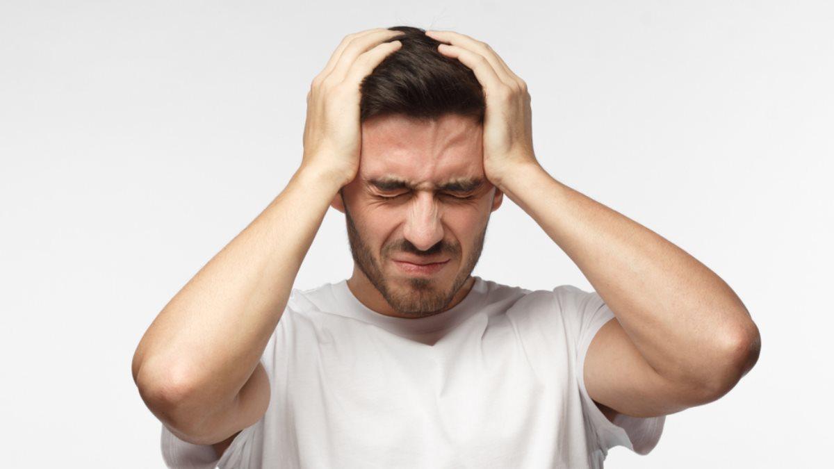 Головная боль стресс