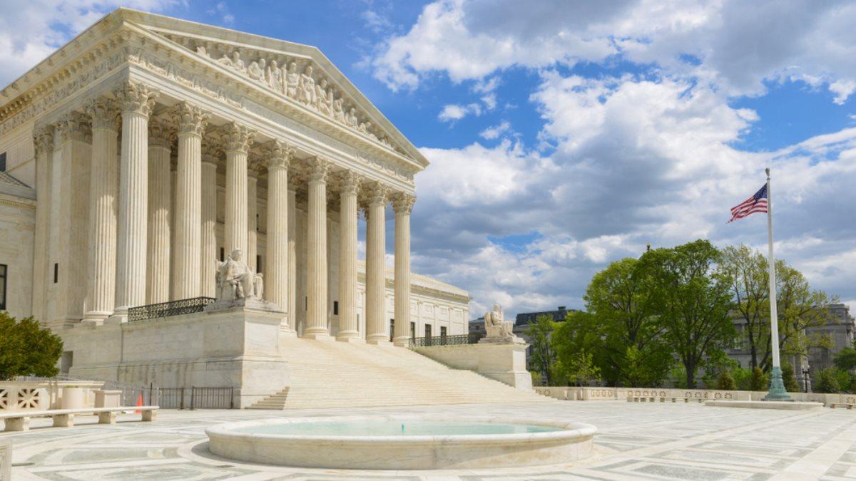 США Верховный суд здание