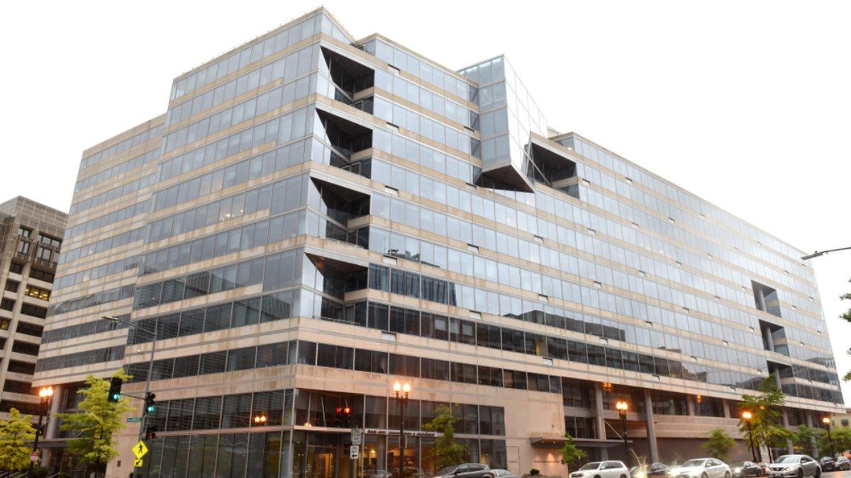 Штаб-квартира МВФ Международный валютный фонд здание