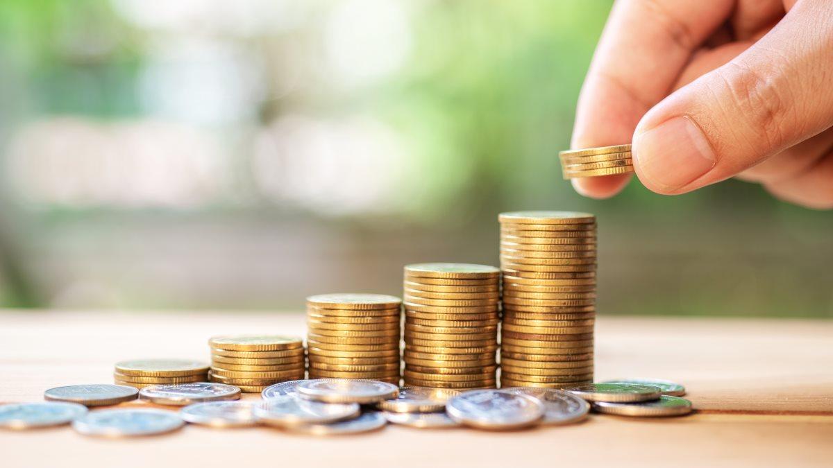 Монеты рост доход банк вклад