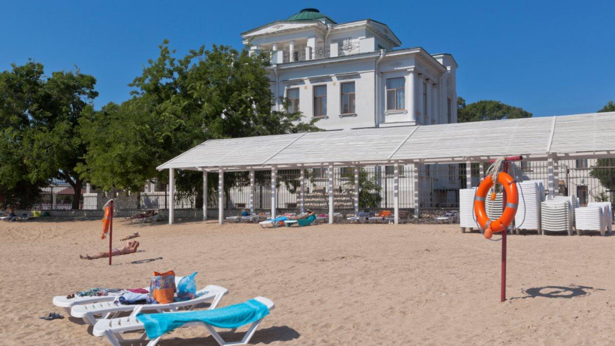 Санаторий Евпатория Крым туризм