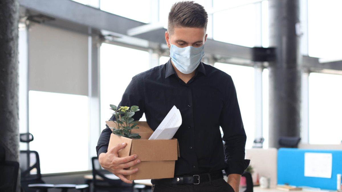 Увольнение офис коронавирус