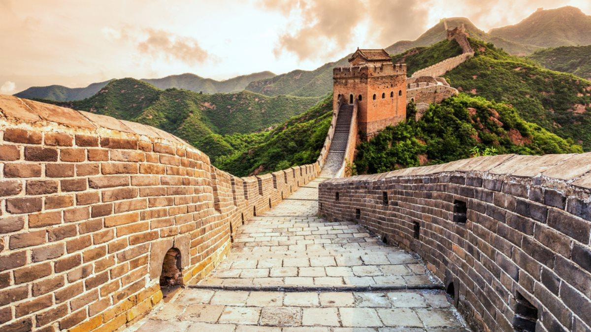 Великая Китайская стена Китай туризм