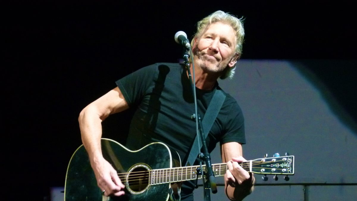 Рок-музыкант Роджер Уотерс - Roger Waters