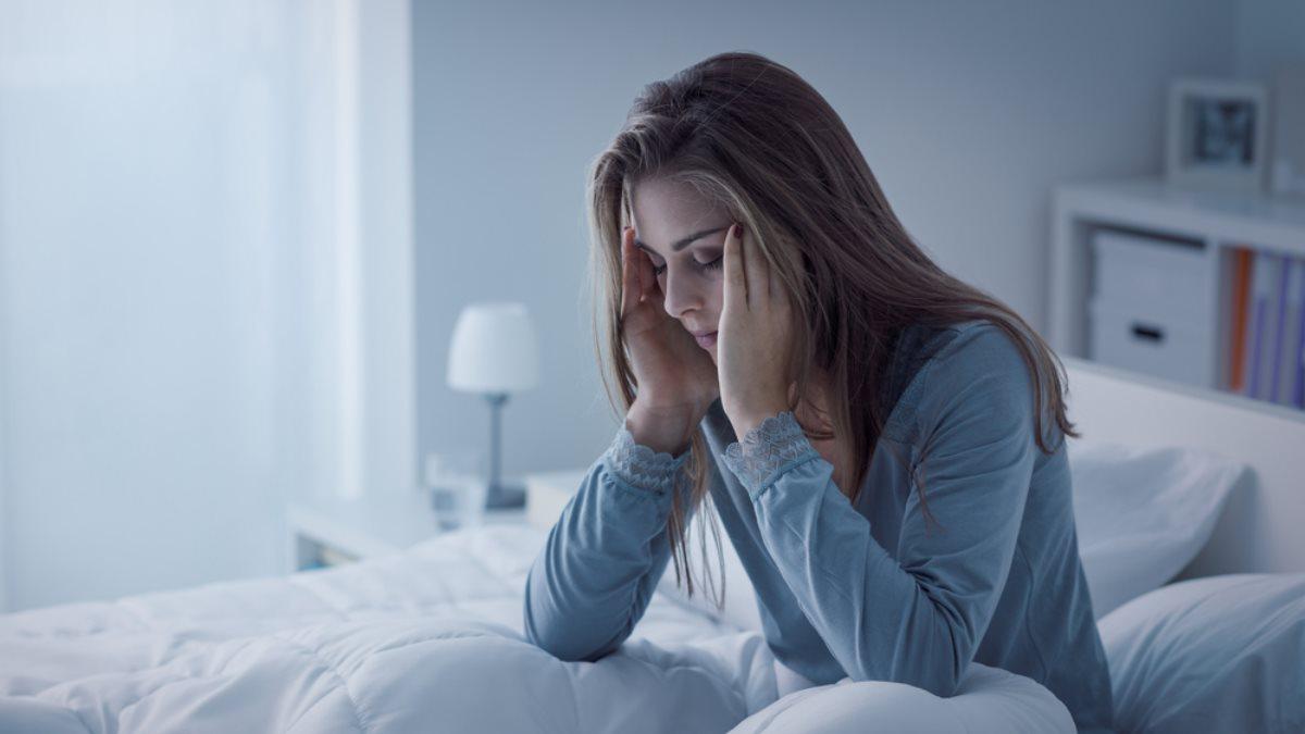 Бессонница недосып плохой сон