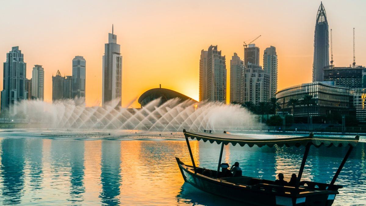 Дубай туризм