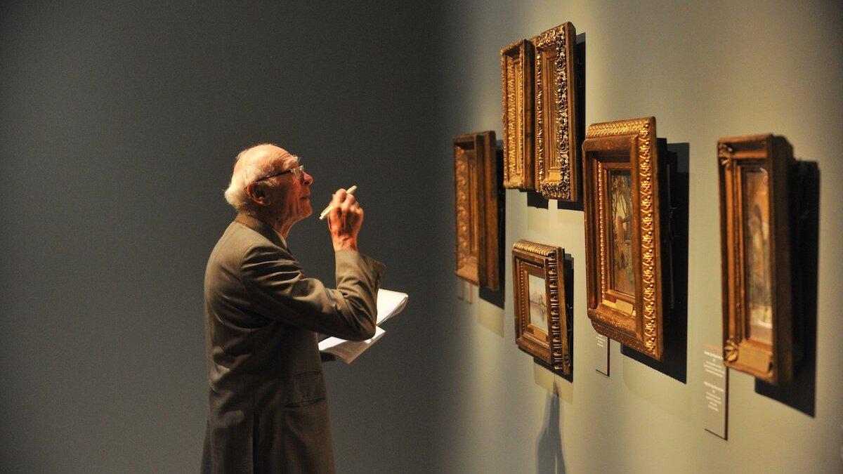 выставка Василия Поленова в третьяковской галерее