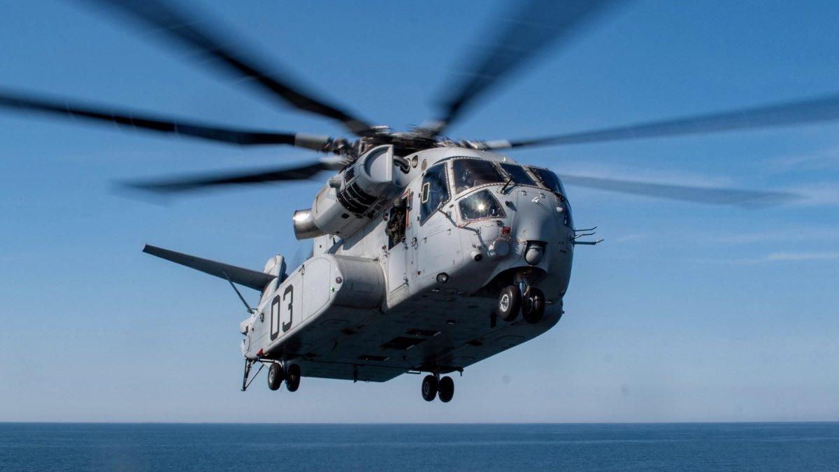 вертолет CH-53K King Stallion
