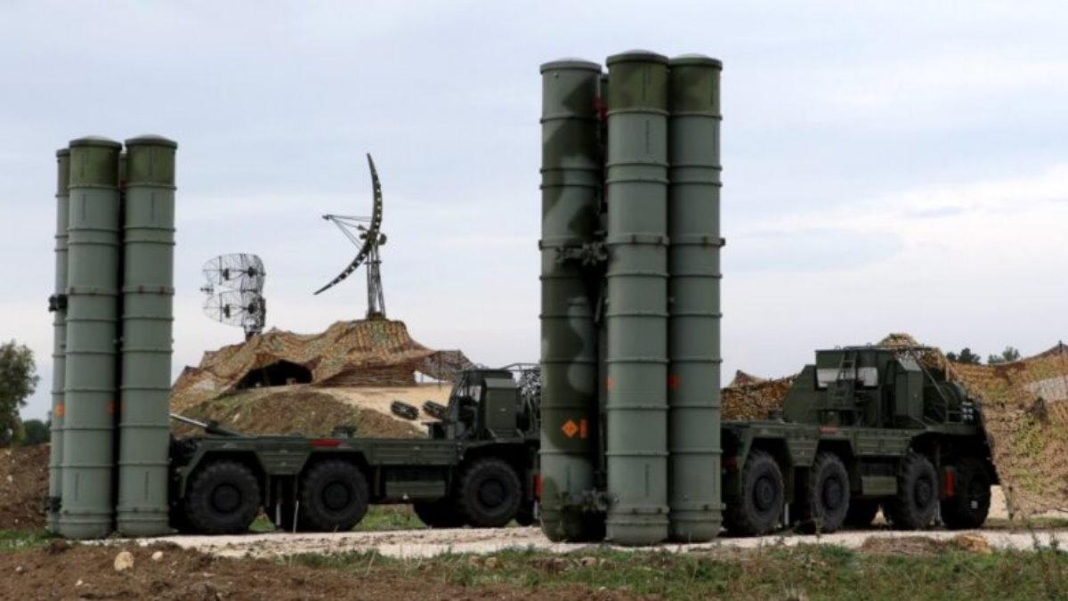 ЗРС С-400 Триумф база один