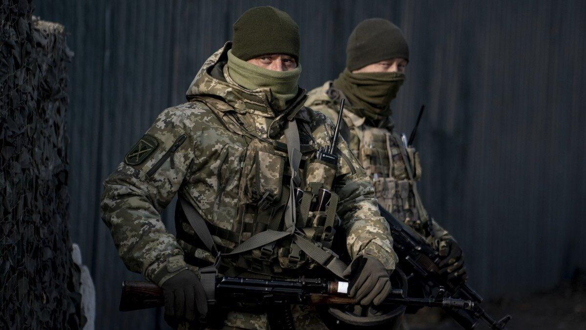 разведение сил Украина ЛНР ДНР солдаты