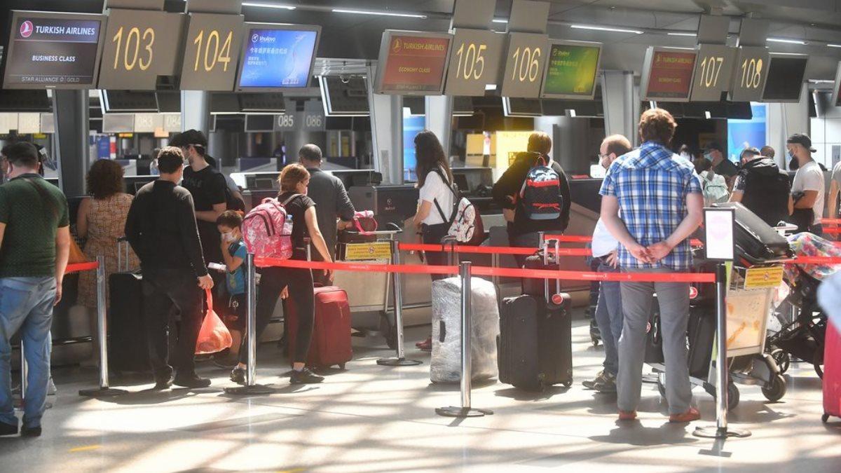 Аэропорт терминал регистрация на рейс авиабилеты багаж один