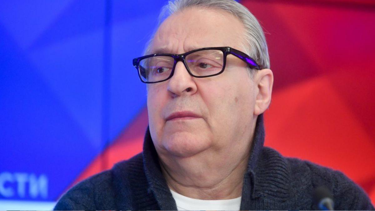 Актёр Геннадий Хазанов