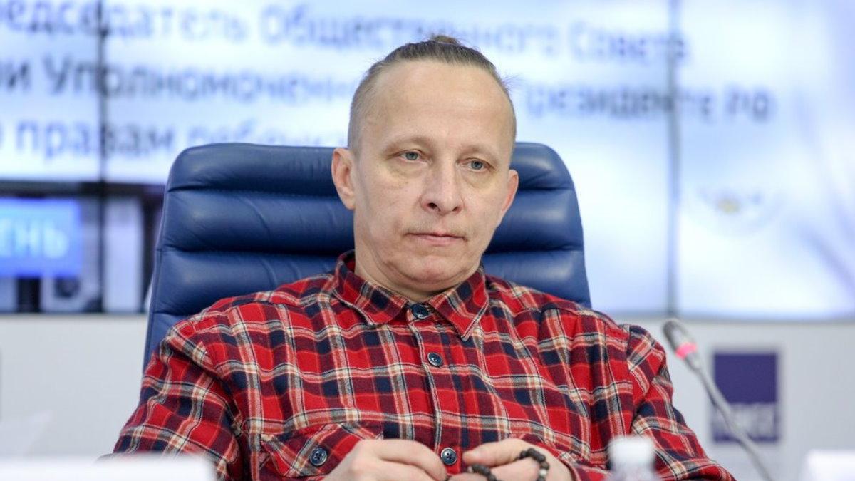 Актёр Иван Охлобыстин один