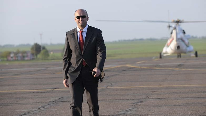 Андрей Втюрин, охранник Александра Лукашенко