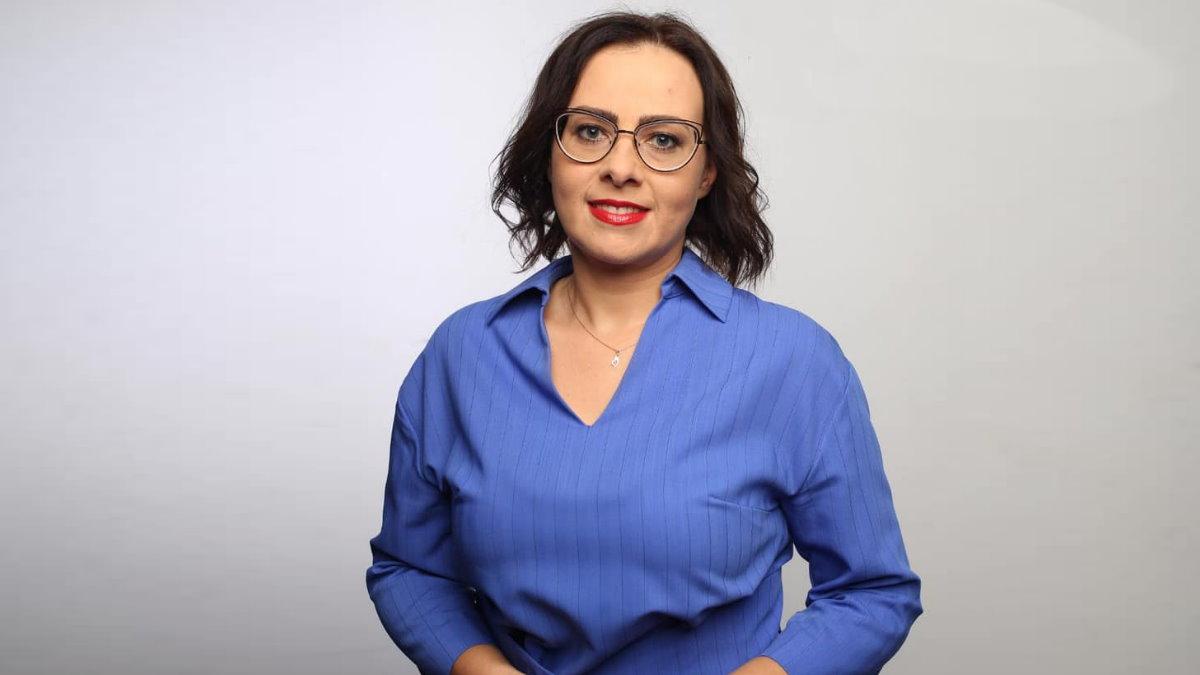 Кандидат в президенты Белоруссии Анна Канопацкая