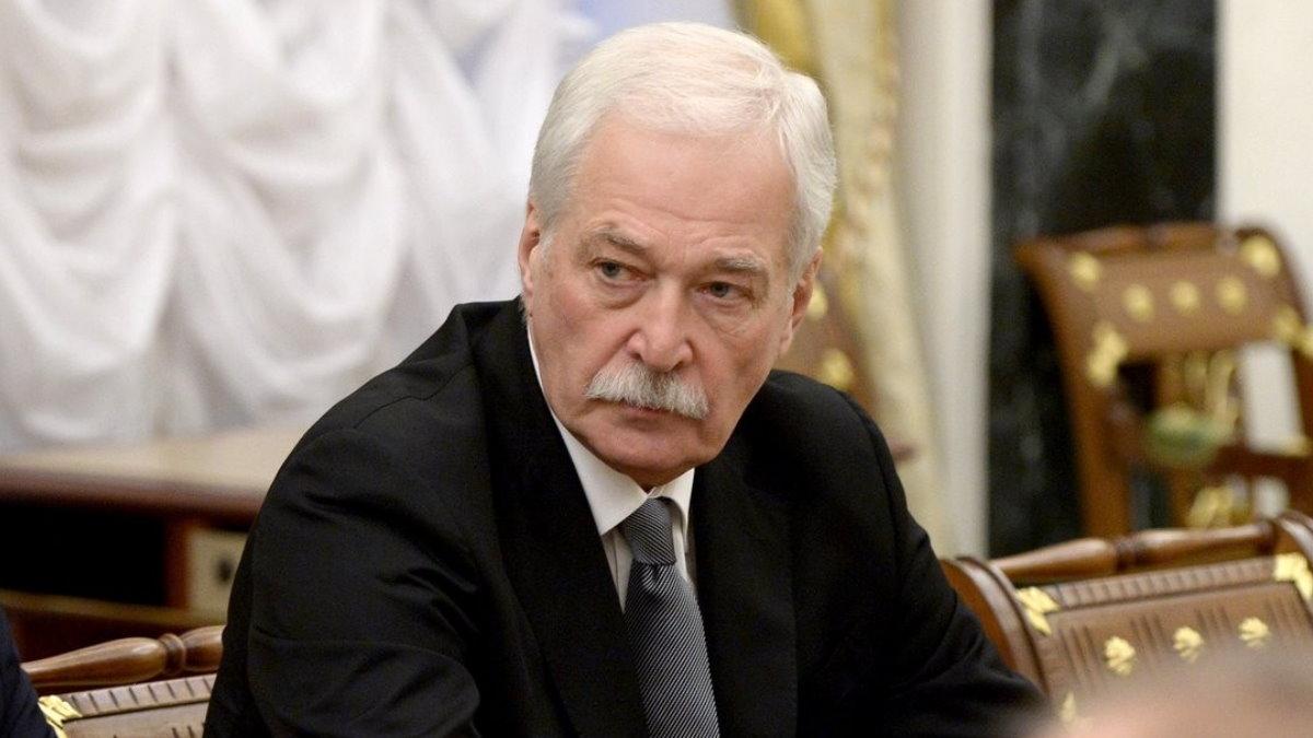 Борис Грызлов в кресле