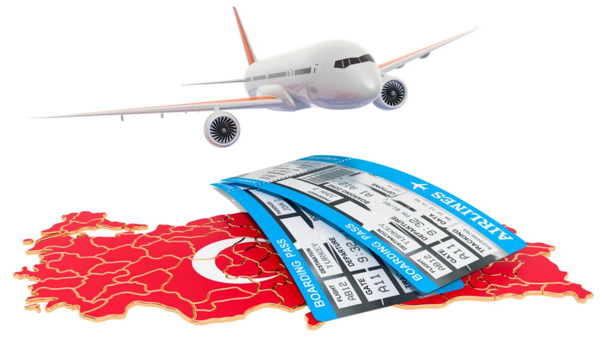 Турция туризм авиабилеты флаг