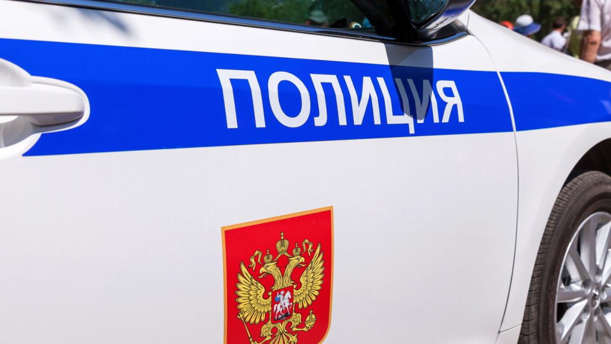 Россия Полиция полицейская машина