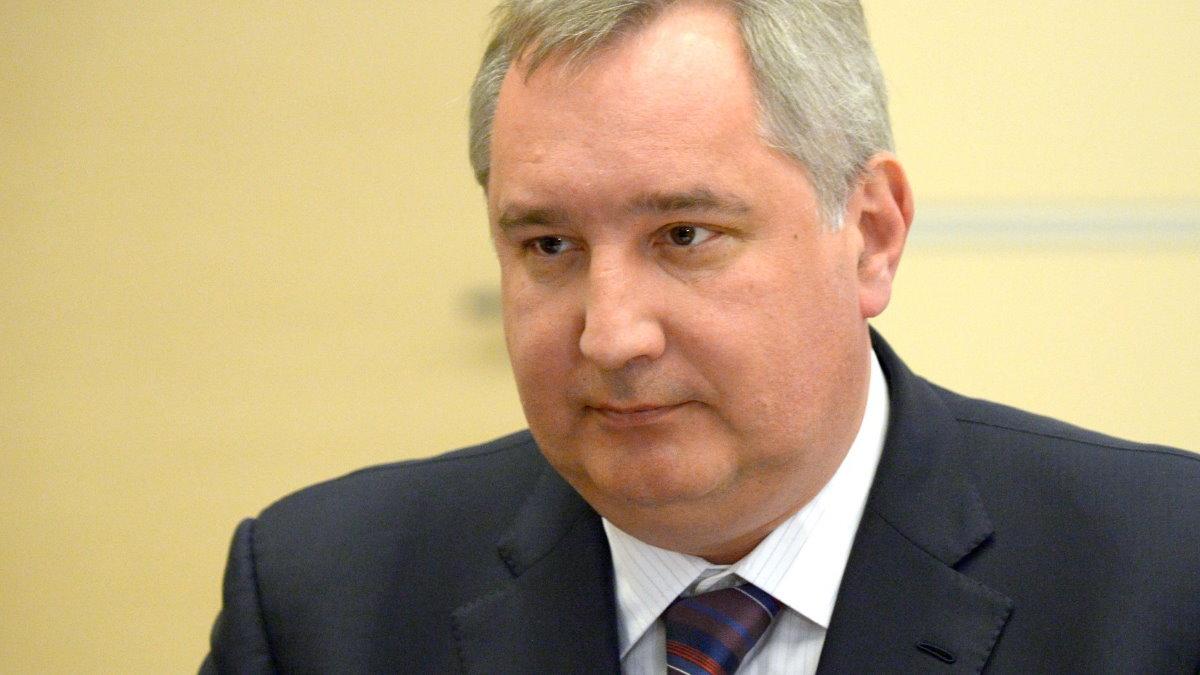 Генеральный директор Роскосмоса Дмитрий Рогозин три