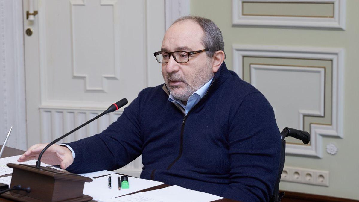 Мэр Харькова Геннадий Кернес Украина
