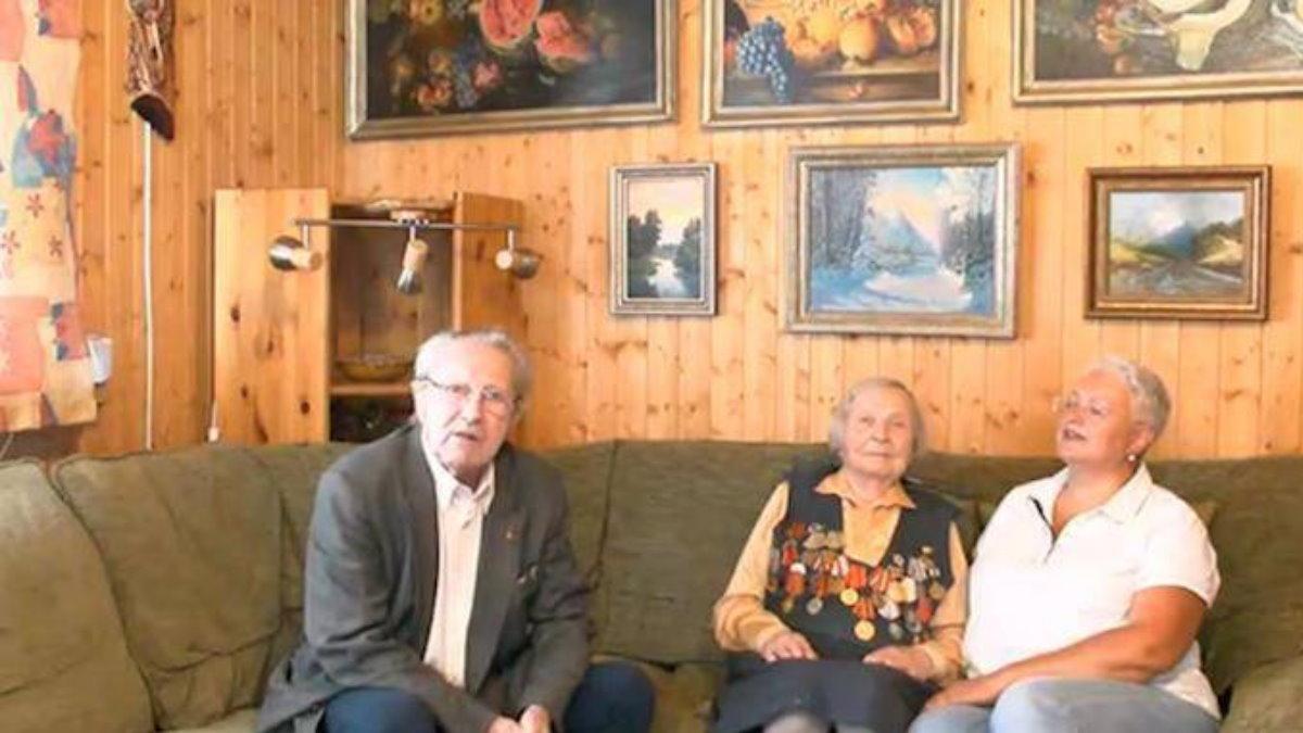 Ветеран Игорь Виноградов попросил у Путина батутный зал