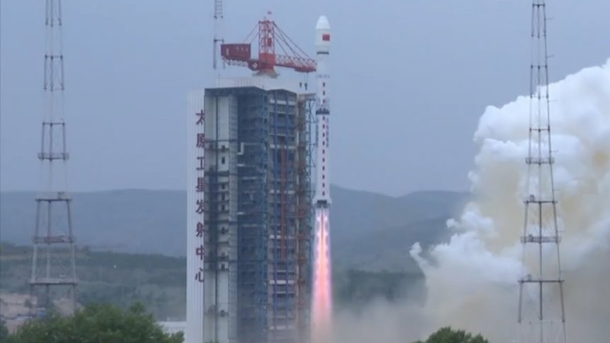 Китайская ракета Чанчжэн-4B