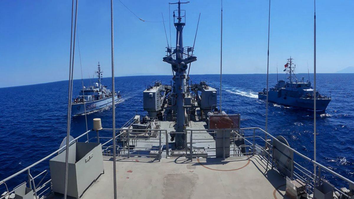 Корабли НАТО NATO