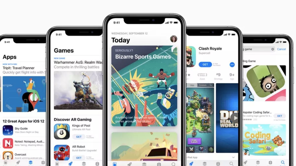 Приложения телефон Apple iPhone