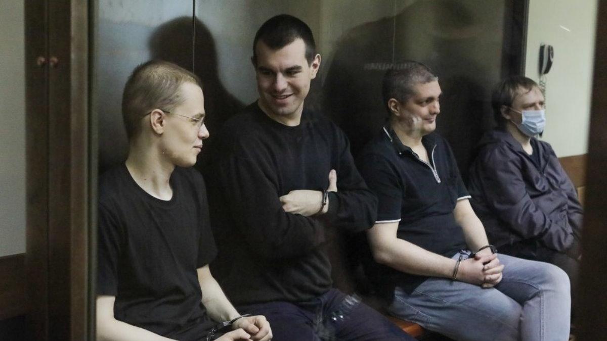 Слушания по делу организации Новое величие в Люблинском суде