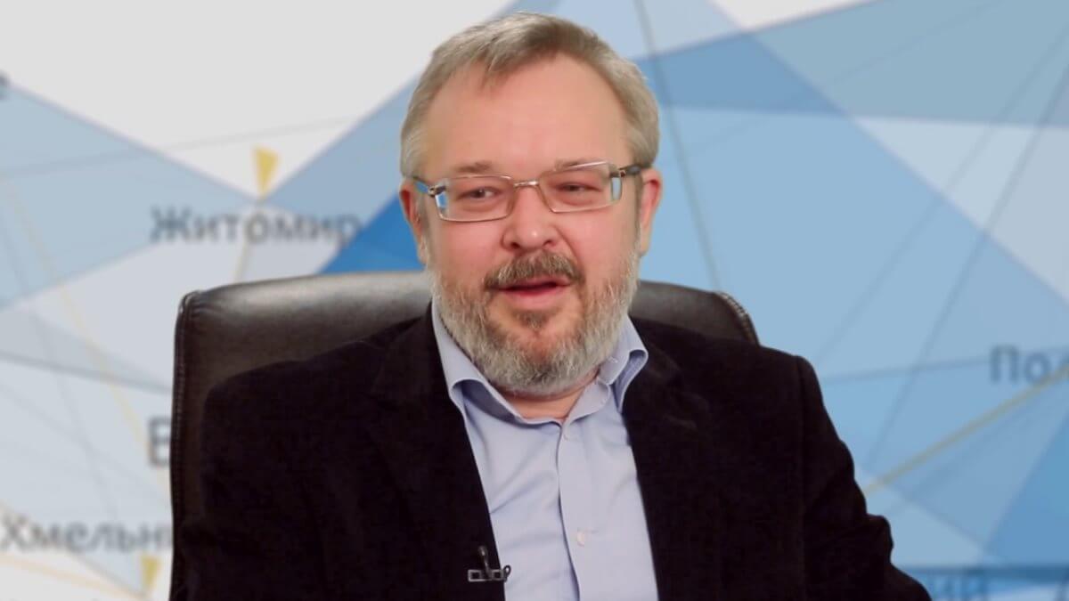 Украинский политолог Андрей Ермолаев