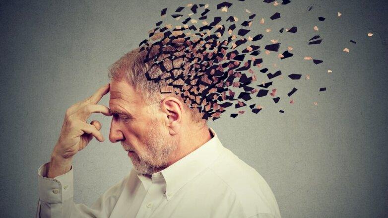 деменция слабоумие болезнь Альцгеймера плохая память забывчивость один