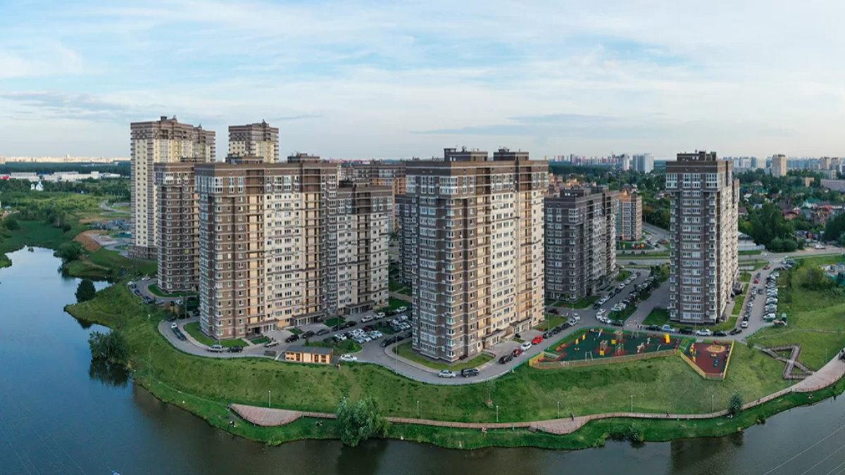 Москва дома новостройки реновация