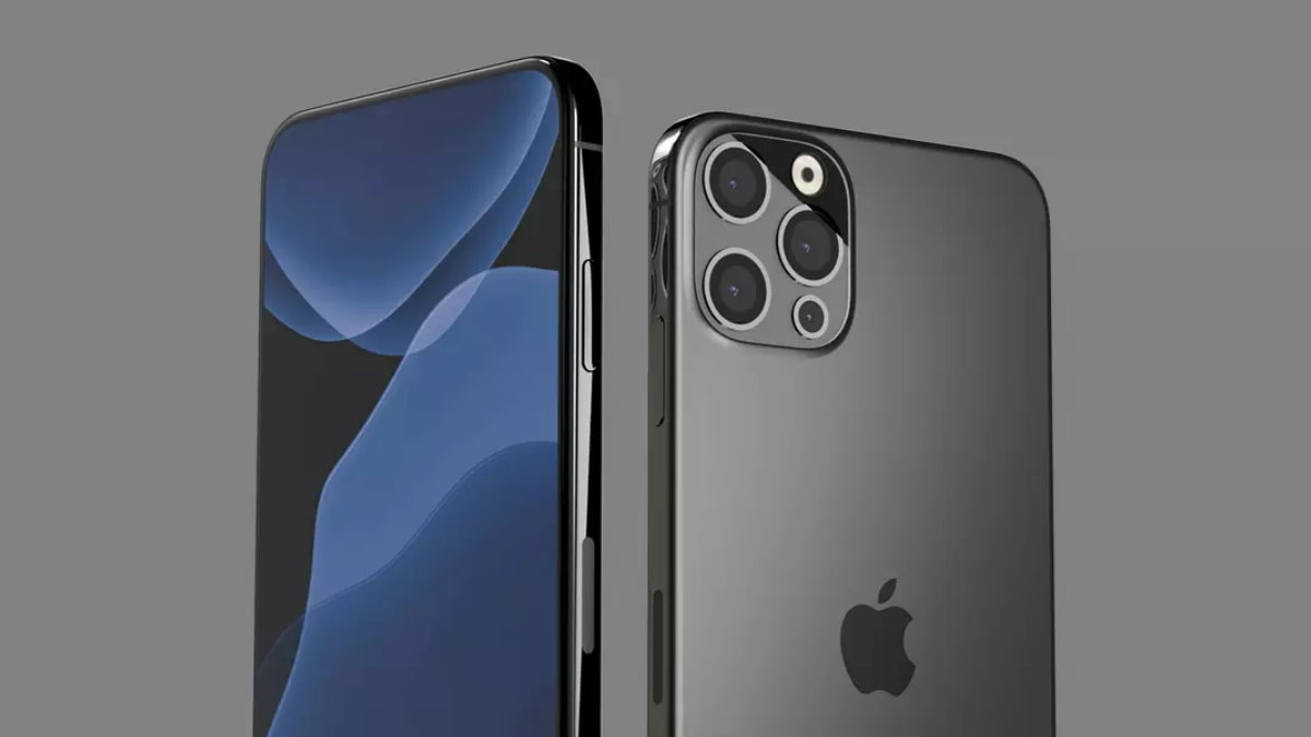 iPhone 12 серый