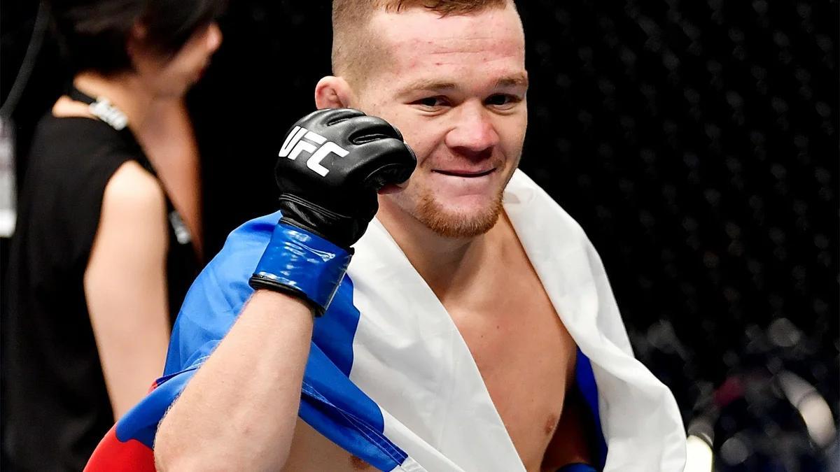 Петр Ян, российский боец UFC