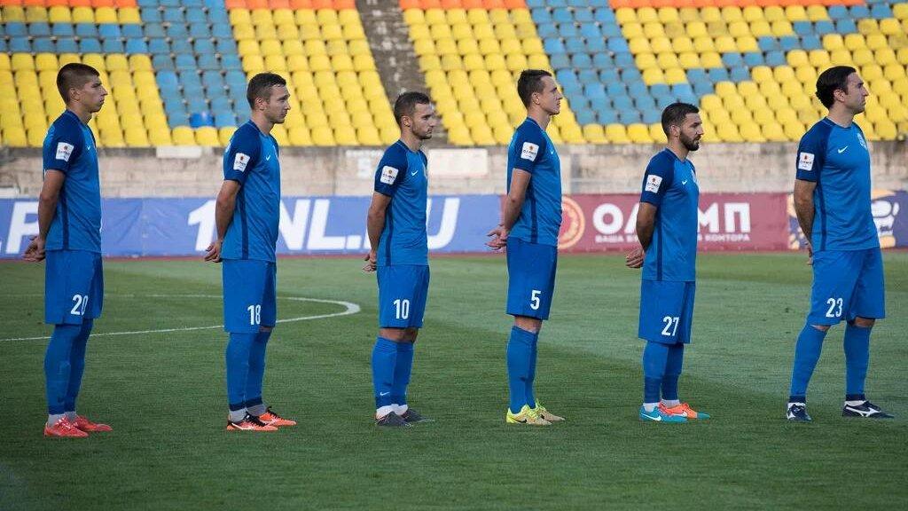 Игроки ФК Сочи