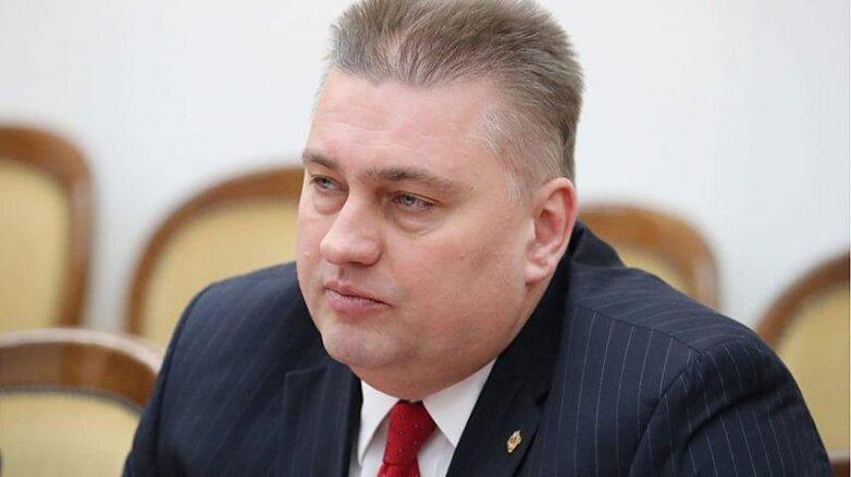Олег Кравченко, посол Белоруссии в России - фото