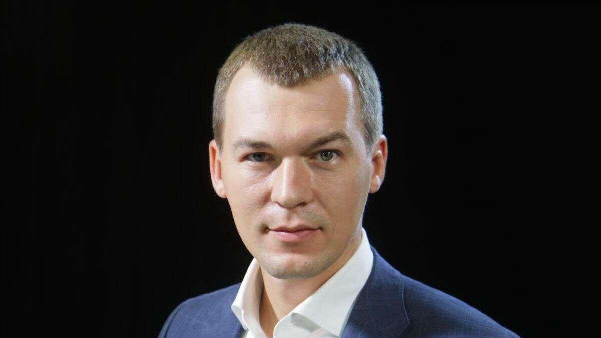 Михаил Дегтярев врио губернатора