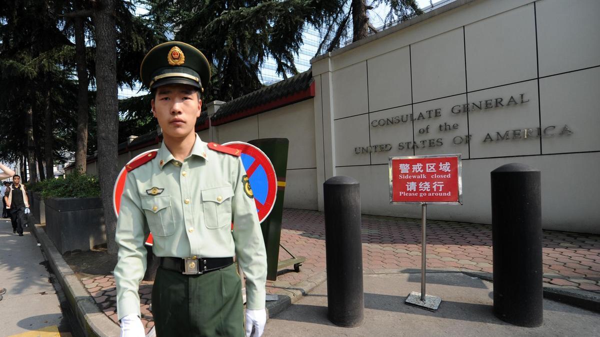 Генконсульство США в Чэнду официально закрыто