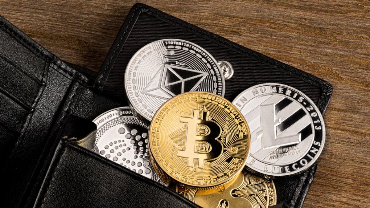 Криптовалюта кошелёк